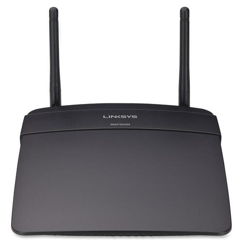 Linksys WAP300N IEEE 802.11n 300 Mbps Wireless Access Point - ISM Band - UNII Band