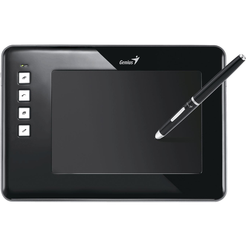 Genius EasyPen M406WE Graphic Tablets with Coral Painter Essentials 4