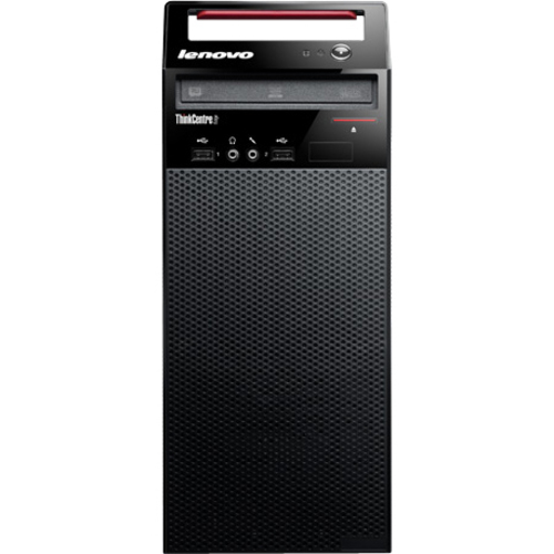 Lenovo ThinkCentre Edge 72 3484JMU Desktop Computer - Intel Pentium G2020 2.90 GHz - Tower - Glossy Black