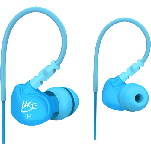 MEE audio M6 Sports In-Ear Headphones (Teal)