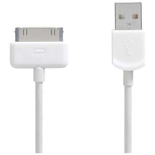 Kanex Short USB Cable for iPod/iPad/iPhone