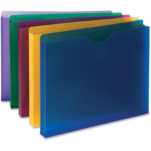 Smead Color Poly Expanding File Jackets | by Plexsupply