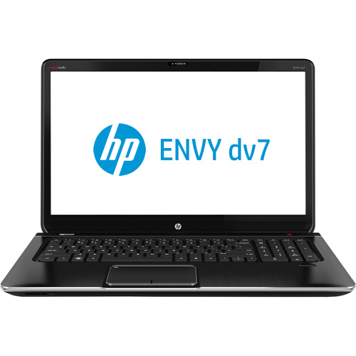 "HP Envy dv7-7255dx C6N73UAR 17.3"" LED Notebook - Refurbished - Intel Core i5 i5-3210M 2.50 GHz"