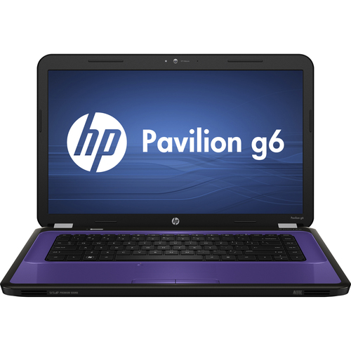 "HP Pavilion g6-2298nr C9G64UAR 15.6"" LED Notebook - Refurbished - AMD A-Series A6-4400M 2.70 GHz"