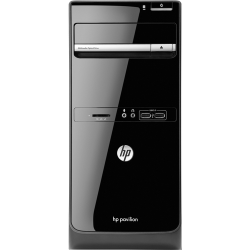 HP Pavilion p6-2300 p6-2316s Desktop Computer - Refurbished - AMD A-Series A4-3420 2.80 GHz - Mini-tower