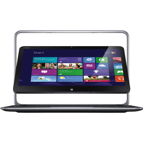 "Dell XPS Ultrabook/Tablet - 12.5"" - Intel Core i7 2 GHz - Anodized Aluminum"
