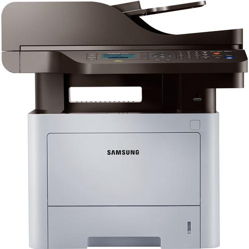 Samsung ProXpress M3870FW Laser Multifunction Printer   Monochrome   Plain Paper Print   Desktop