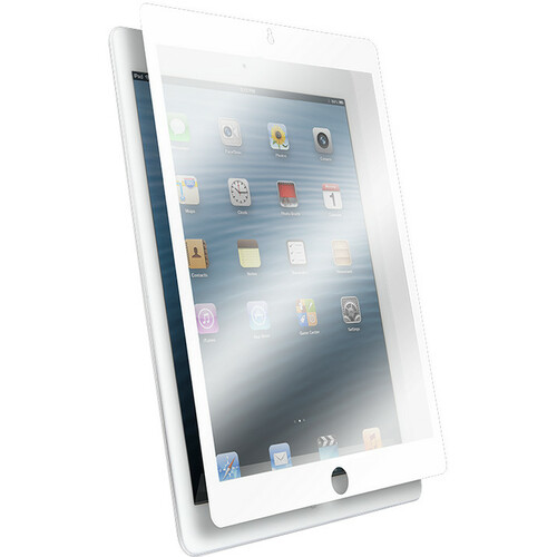 Zagg Apple iPad Mini OptiVue Screen Protection White White, Clear