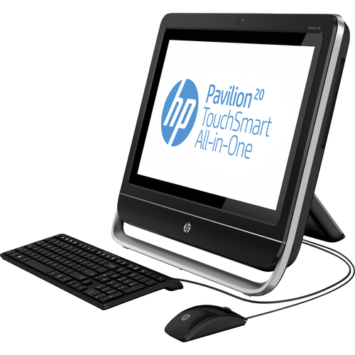 HP Pavilion TouchSmart 20-f200 20-f230 All-in-One Computer - AMD E-Series E1-2500 1.40 GHz - Desktop