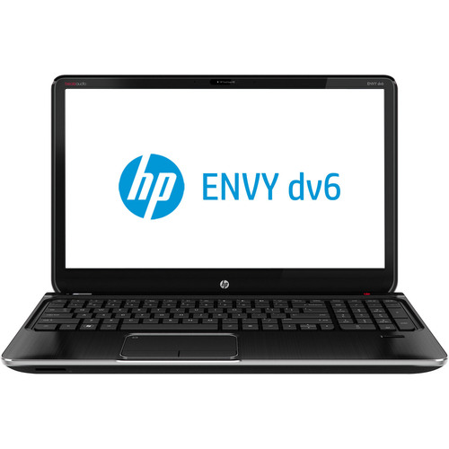 "HP Envy dv6-7323cl D1D18UAR 15.6"" LED Notebook - Refurbished - AMD A-Series 1.90 GHz"