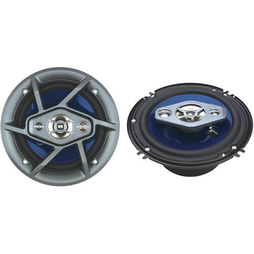 Naxa 6.5-Inch 4-Way Speaker