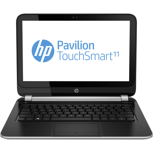 "HP Pavilion TouchSmart 11-e010nr E2S18UA 11.6"" LED Notebook - AMD A-Series A4-1250 1 GHz - Anodized Silver"
