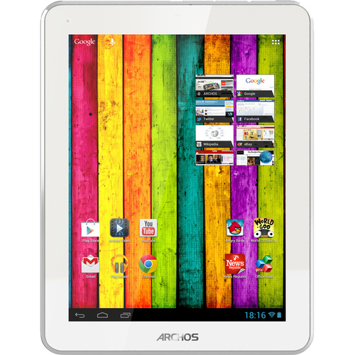 "Archos Elements 80 TITANIUM 8 GB Tablet - 8"" - ARM Cortex A9 1.60 GHz"