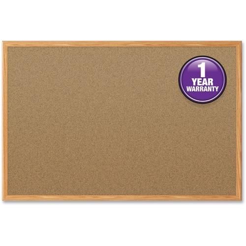 Mead Cork Surface Bulletin Board