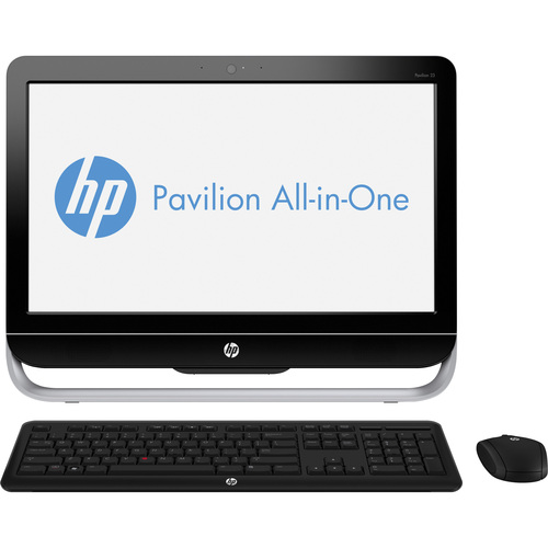 HP Pavilion 23-b300 23-B320 All-in-One Computer - AMD E-Series E2-2000 1.75 GHz - Desktop