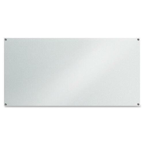Lorell Dry-Erase Glass Board | by Plexsupply