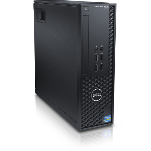Dell Precision T1700 Small Form Factor Workstation - 1 x Intel Xeon E3-1225V3 3.20 GHz