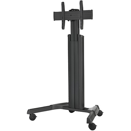 Chief Medium FUSION Manual Height Adjustable Mobile Cart_subImage_1