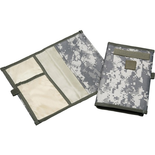 SKILCRAFT Record Book Cover, Camo