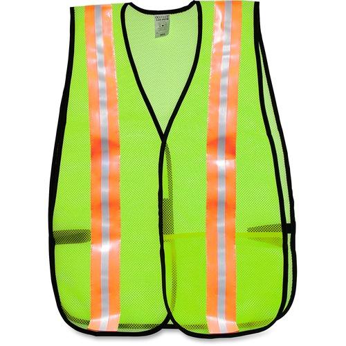 MCR Safety Mesh General Purpose Safety Vest | by Plexsupply