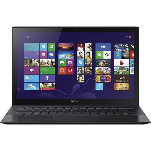 "Sony VAIO Pro SVP1321GGXBI 13.3"" LED Ultrabook - Intel Core i5 i5-4200U 1.60 GHz - Black"