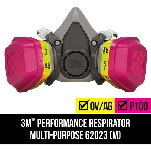3M Multi-purpose Respirator   by Plexsupply