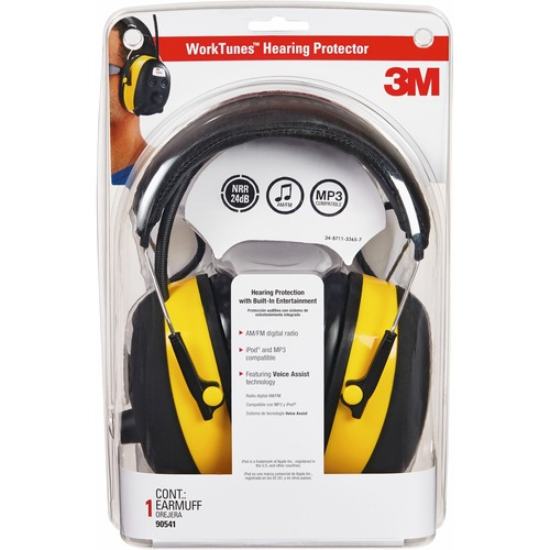 Tekk Protection Worktunes Earmuf