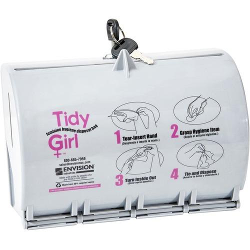Stout Tidy Girl Feminine Hygiene Bags Dispenser | by Plexsupply