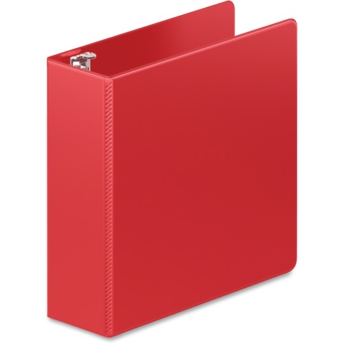 """D-ring binder, hd, 3"""", red, sold as 1 each"""