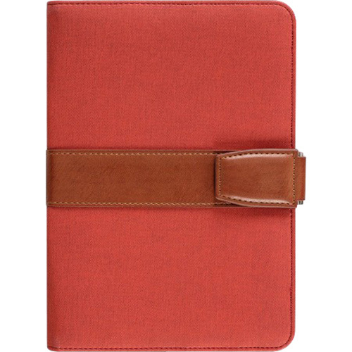 ALURATEK UNIVERSAL TABLET CASE AND STAND FOR ALL 7IN TABLETS RED