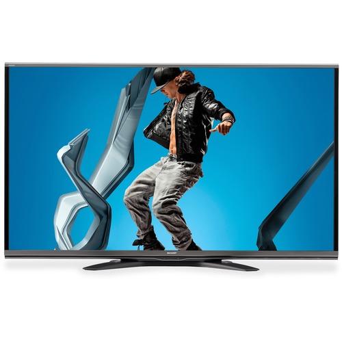 "Sharp AQUOS LC-70SQ15U 70"" 3D Ready 1080p LED-LCD TV - 16:9 - HDTV 1080p - 240 Hz - Black"