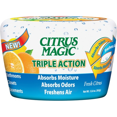 Citrus Magic Triple Action