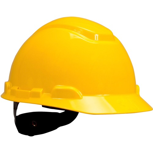 3M H700 Series Ratchet Suspension Hard Hat | by Plexsupply