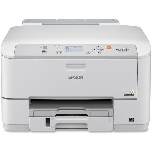 Epson WorkForce Pro WF-5190 Inkjet Printer - Color - 4800 x 1200 dpi Print - Plain Paper Print - Desktop
