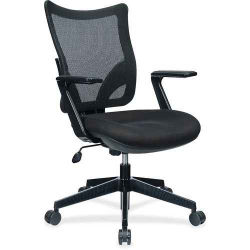 Lorell Mesh Back Task Chair | by Plexsupply