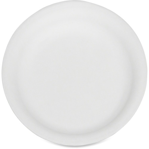 """SKILCRAFT 6-1/2"""" Disposable Paper Plates"""
