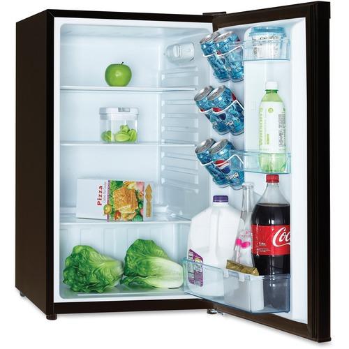 Avanti Model AR4446B - 4.5 CF Counterhigh Refrigerator
