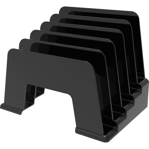 Deflecto Small Incline Sorter   by Plexsupply