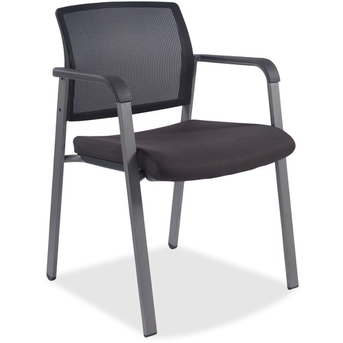 Lorell Stackable Guest Chair | by Plexsupply