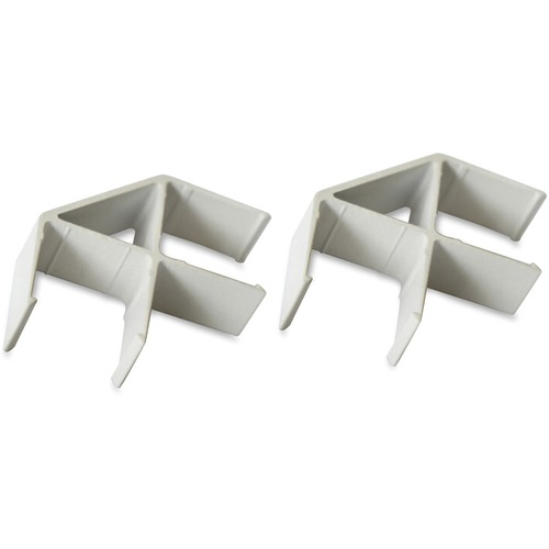 Lorell 90-degree Panel Connectors | by Plexsupply