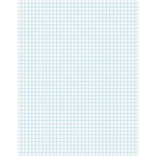 Ampad Faint Blue Ink Quadrille Pads