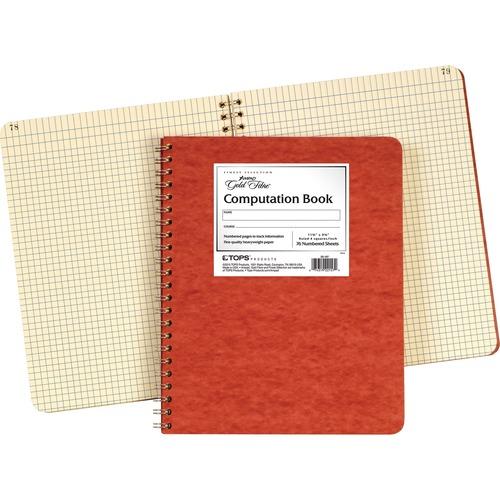 Ampad Retro Computation Notebook