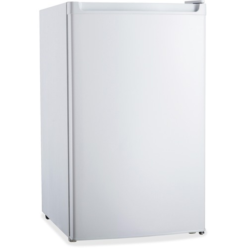 Refrigerator, 4.4cf cap, energy star compliant, white, sold as 1 each
