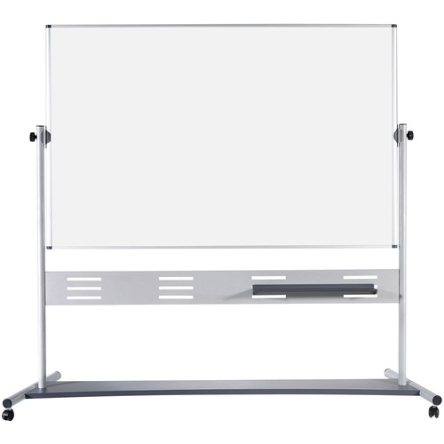 MasterVision Heavy-duty Magnetic Reversible Easel