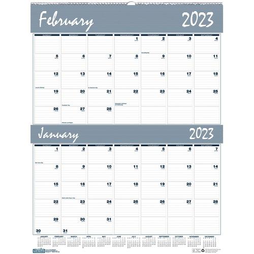 Doolittle Bar Harbor 2-month Wall Calendar   by Plexsupply