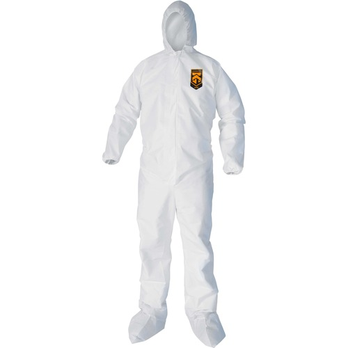 Kimberly-Clark Kleenguard A40 Protection Coveralls   by Plexsupply