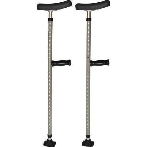Medline Universal Single Tube Crutch | by Plexsupply