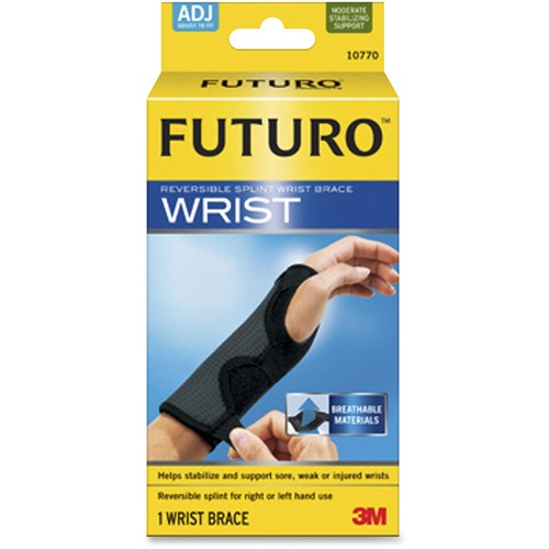 Futuro Adjustable Reversible Splint Wrist Brace