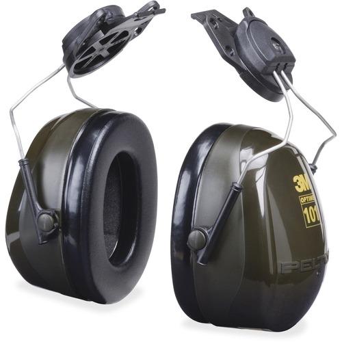 3M Optime Earmuff Cap-Mount Headset | by Plexsupply
