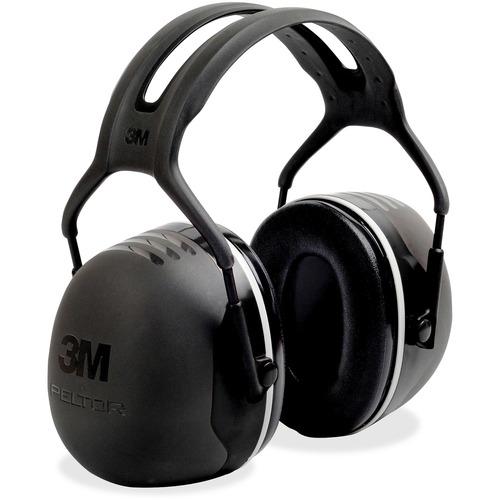 3M Peltor X-Series Over-The-Head X5 Earmuffs   by Plexsupply